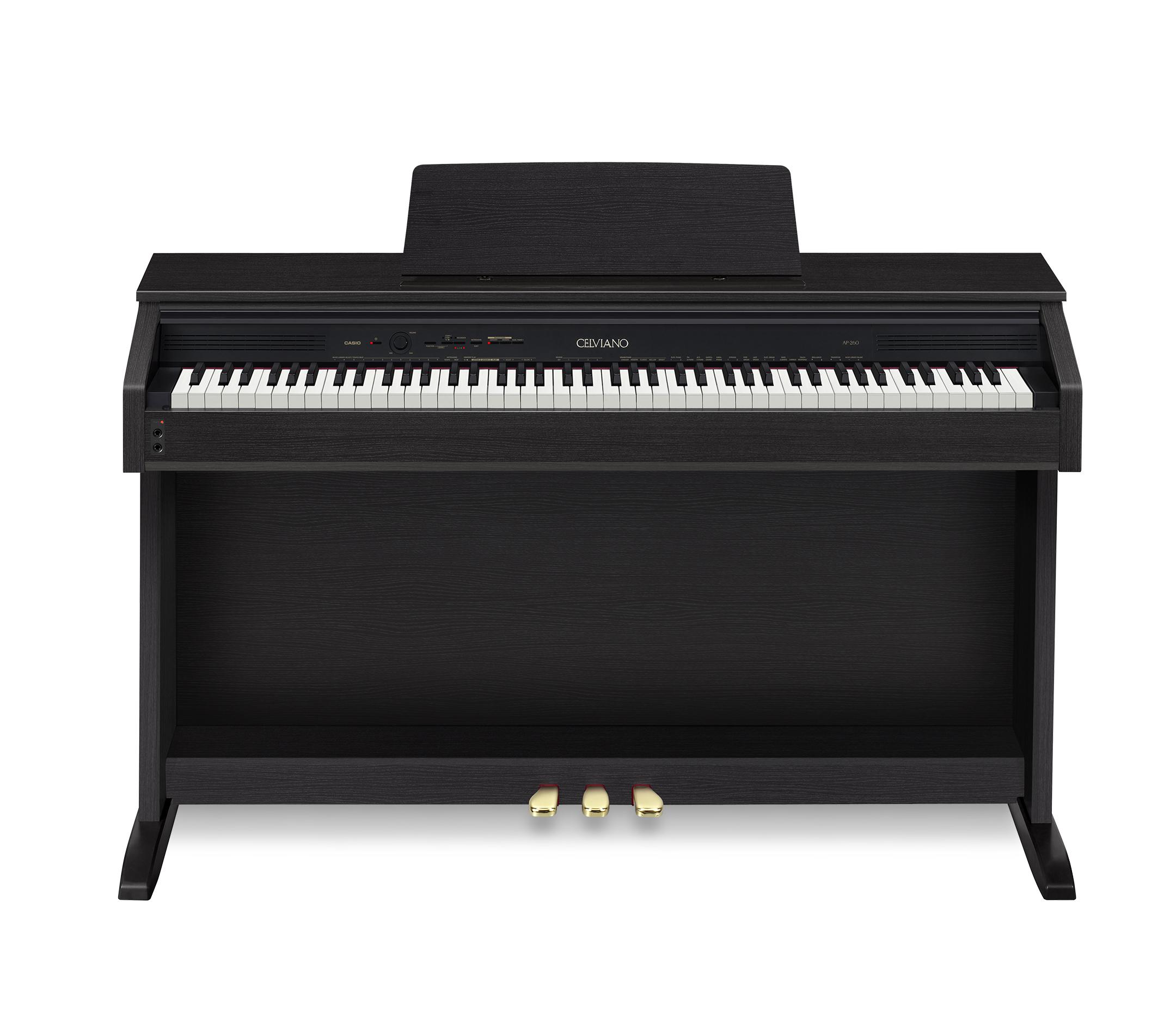 AP-260BK Digital Piano